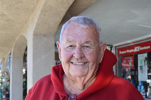 """Resident Jim Rudd said he plans to enjoy a camping trip when he has to turn back the clock this Saturday. """"I am going camping that weekend so I guess that means I get to enjoy an extra hour of sun ..."""