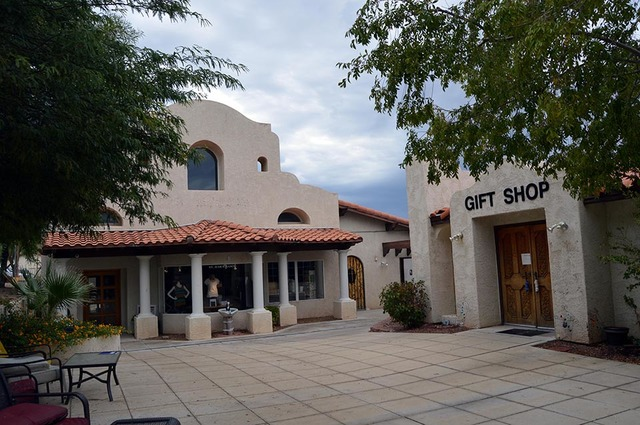 Max Lancaster/Boulder City Review   The gift shop at St. Jude's Ranch for Children has changed locations, giving it more room for additional clothing and furniture. The new shop, left, is next t ...