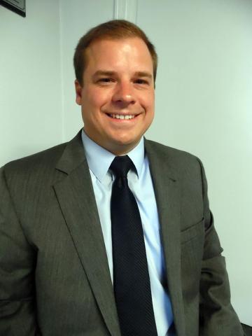 Noah Cusick has been named publisher of the Boulder City Review, effective July 18, 2016. Hali Bernstein Saylor/Boulder City Review
