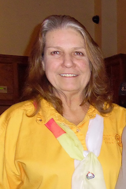 """File photo Glenda """"Christy"""" Springgate-Hill, seen in this March 2016 photo, died Friday after battling liver cancer for nearly a year."""