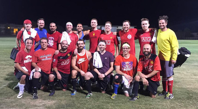Boulder City High School's soccer field will be the site for the second annual Boulder City Soccer Alumni game Wednesday. Play will begin at 7 p.m. and about 18 alumni, including members from last ...