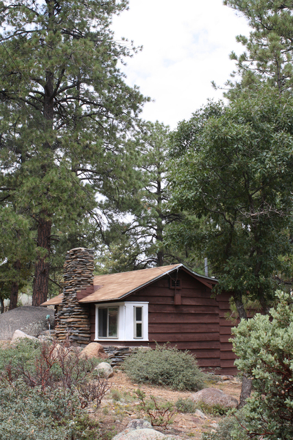 Photo courtesy Deborah Wall Some cabins at Hualapai Mountain Park near Kingman, Arizona, date back to the 1930s, when the Civilian Conservation Corps laid out the first of the park's facili ...