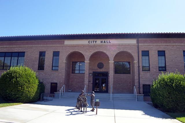 Max Lancaster/Boulder City Review