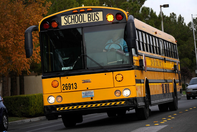 Slow your roll; school's back in session