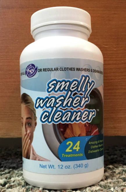 Norma Vally Smelly Washer Cleaner is one way to reduce offensive odors in your washing machine.