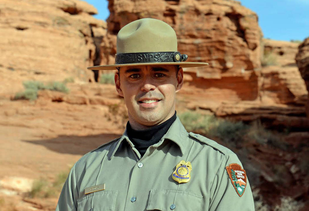 Chad Corey Veteran and Boulder City High School graduate Chad Corey is the new superintendent of the Grand Canyon-Parashant National Monument in Arizona.