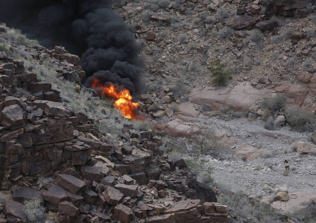 Authorities Identify Grand Canyon Helicopter Crash Victims