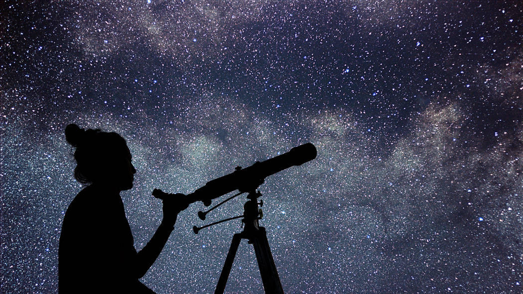 Thinkstock Rangers from Lake Mead National Recreation Area will join with members of an astronomical society to talk about the night sky and light pollution issues Saturday, Feb. 24, 2018, at Boul ...