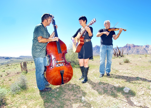 Las Vegas' The Unwieldies will perform at 8:30 p.m. Saturday at The Dillinger Food and Drinkery, 1224 Arizona St. Admission is free.