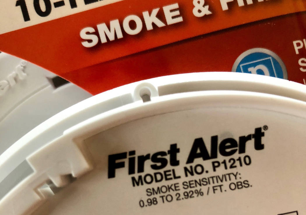 Norma Vally The start of Daylight Saving Time is a good reminder to check the batteries and expiration date of your smoke alarm.