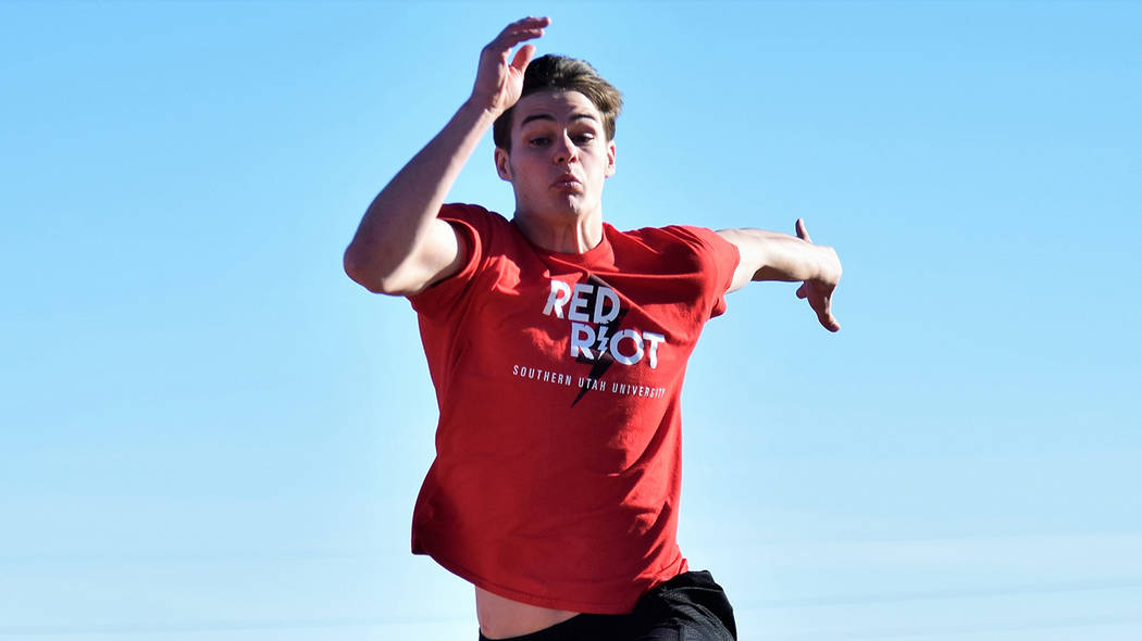Robert Vendettoli/Boulder City Review As the top returner in the 3A division, Boulder City High School senior Zack Trone should be able to capture state titles in several track and field events th ...