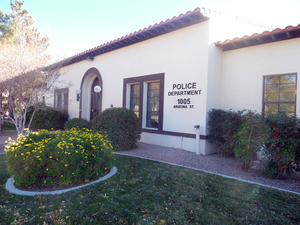 Police Blotter March 8 Boulder City Review