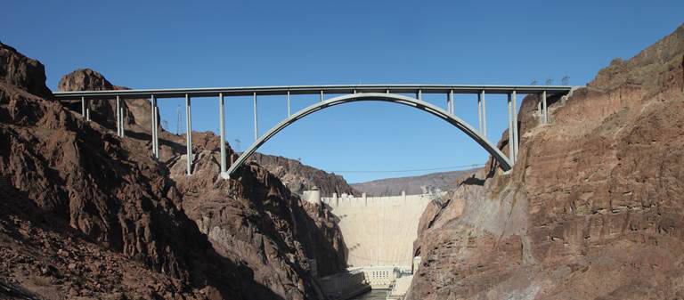 Nevada Department of Transportation For the fifth consecutive year, the state's bridges, including the O'Callaghan-Tillman Memorial Bridge, have been ranked the best by the American Road and Trans ...