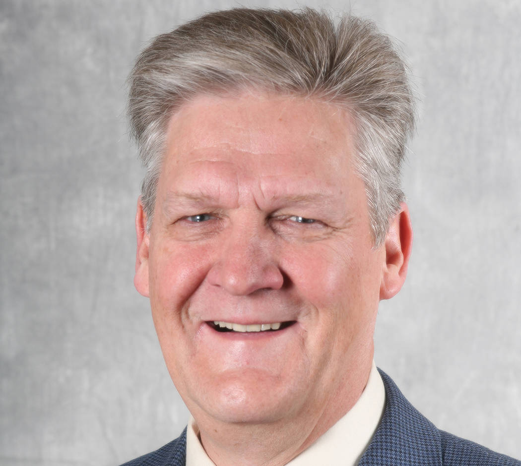 Courtesy photo Boulder City resident, former mayor and councilman Eric Lundgaard has announced his intention to file to run for City Council in 2017.