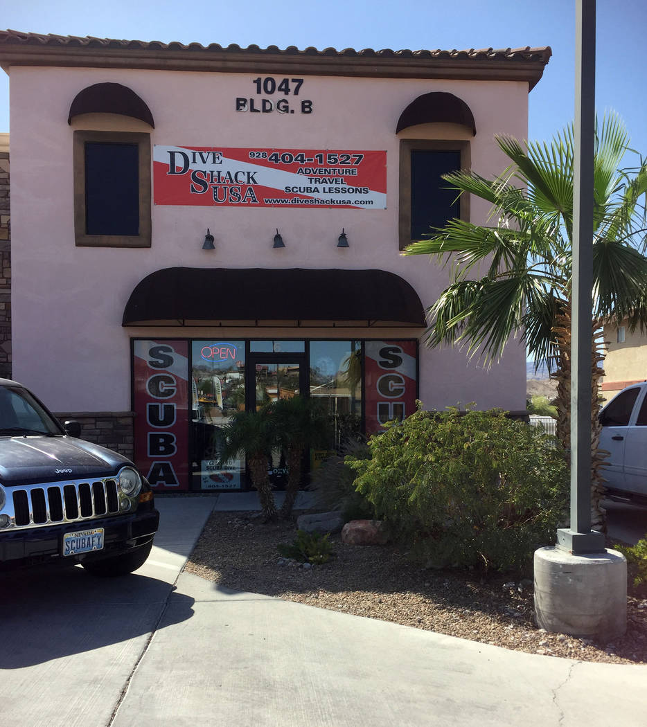 Holly Franks Boulder City business SCUBAfy Dive Center has closed its local location and merged with Dive Shack USA in Bullhead City, Arizona.