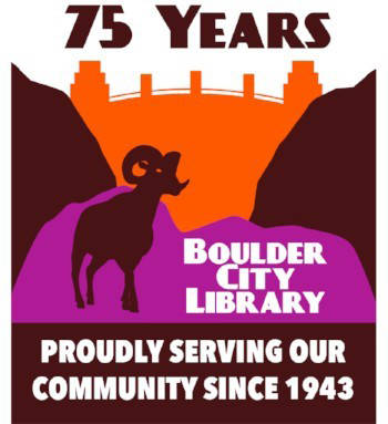 Boulder City Library will mark its 75th anniversary Friday evening. The celebration begins at 5 p.m. at the library,