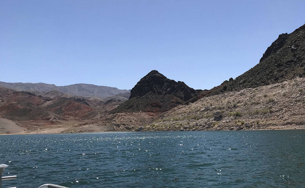 Hali Bernstein Saylor/Boulder City Review Entrance fees to Lake Mead National Recreation Area will increase by $5 on Friday.
