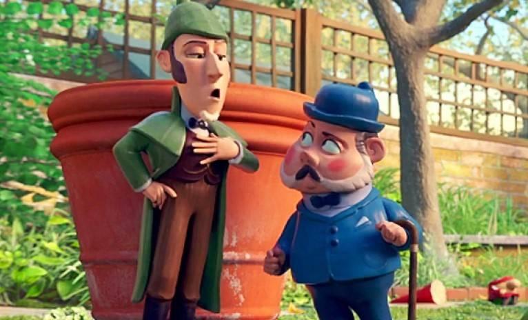 """Sherlock Gnomes."""