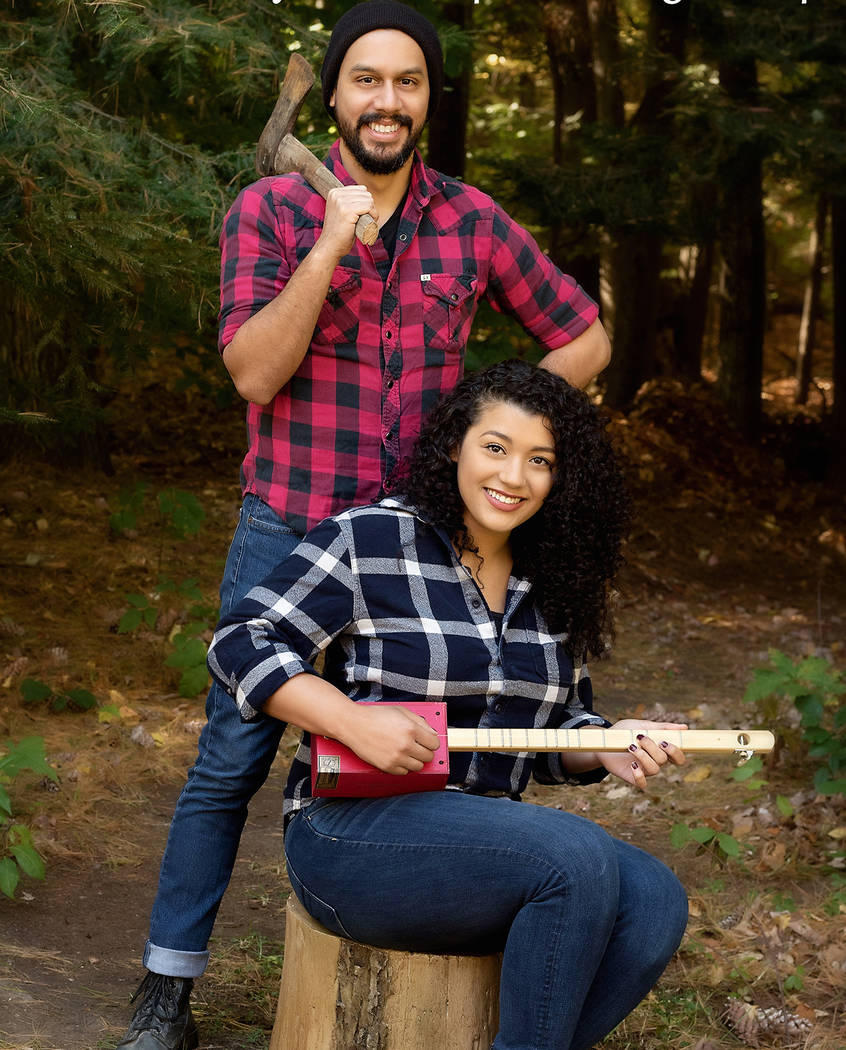 "Hampstead Stage Co. Hampstead Stage Co. will bring its show ""American Folktales & Songs"" to Boulder City Library for a 3 p.m. performance July 6, 2018."