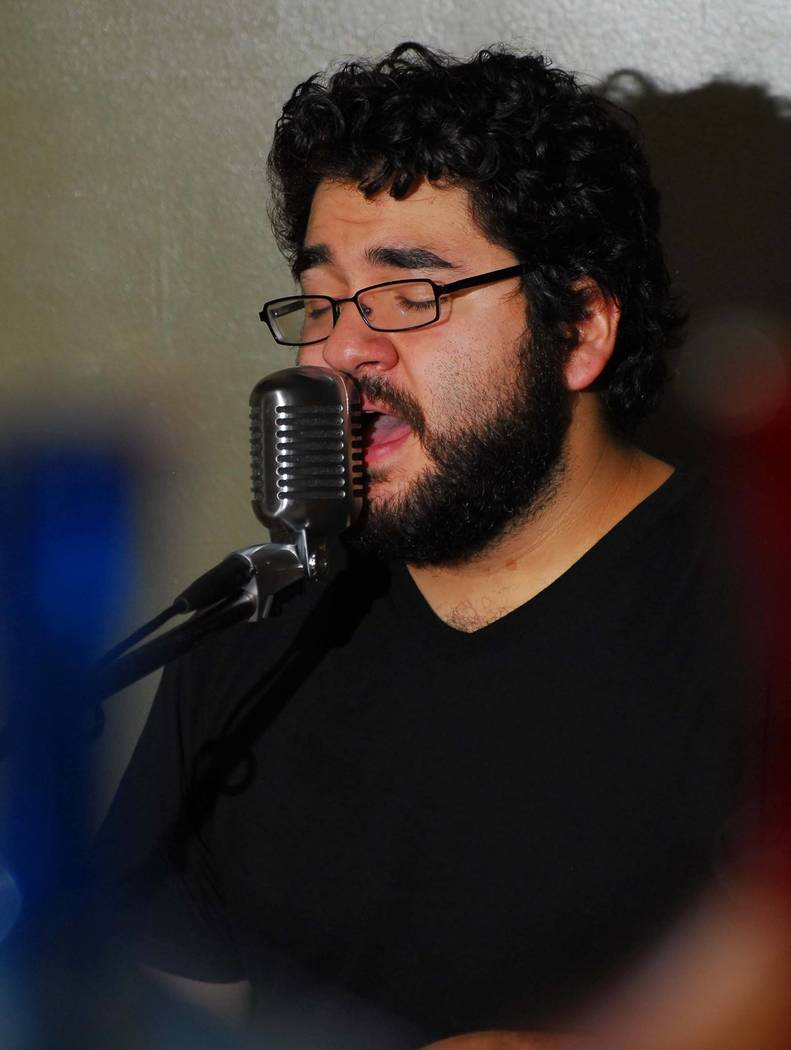 File Solo musician Manny Franco will perform at 8:30 p.m. Saturday at The Dillinger Food and Drinkery.