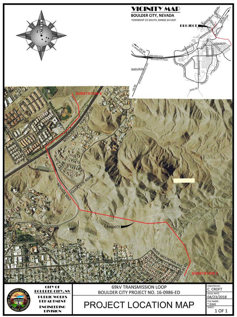 File Residents are trying to create a special improvement district to allow a portion of the proposed 69kV transmission loop be put underground.