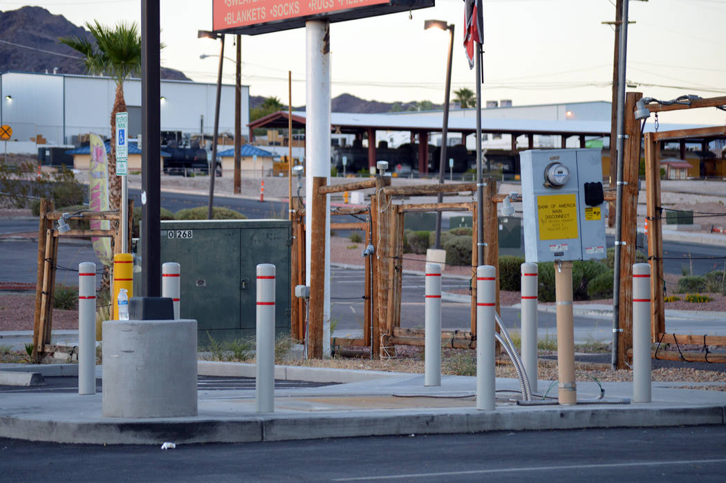 Celia Shortt Goodyear/Boulder City Review Bank of America is replacing its ATM on Boulder City Parkway with a next generational model, according to Senior Vice President of Media Relations Colleen ...