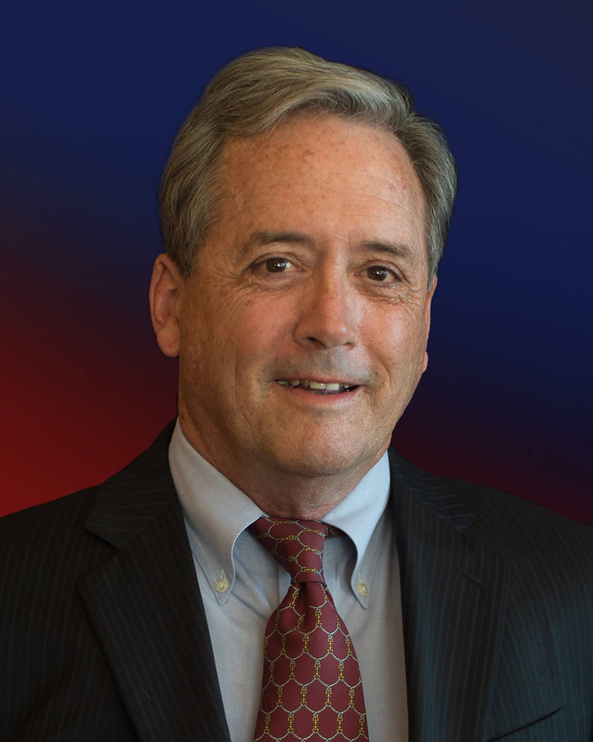 Robert D. Martin of Boulder City is running for Boulder City justice of the peace.