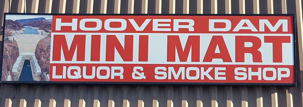 Dale Napier/Boulder City Review Hoover Dam Mini-Mart Liquor & Smoke Shop at 1311 Boulder City Parkway, Suite C, has a new owner.