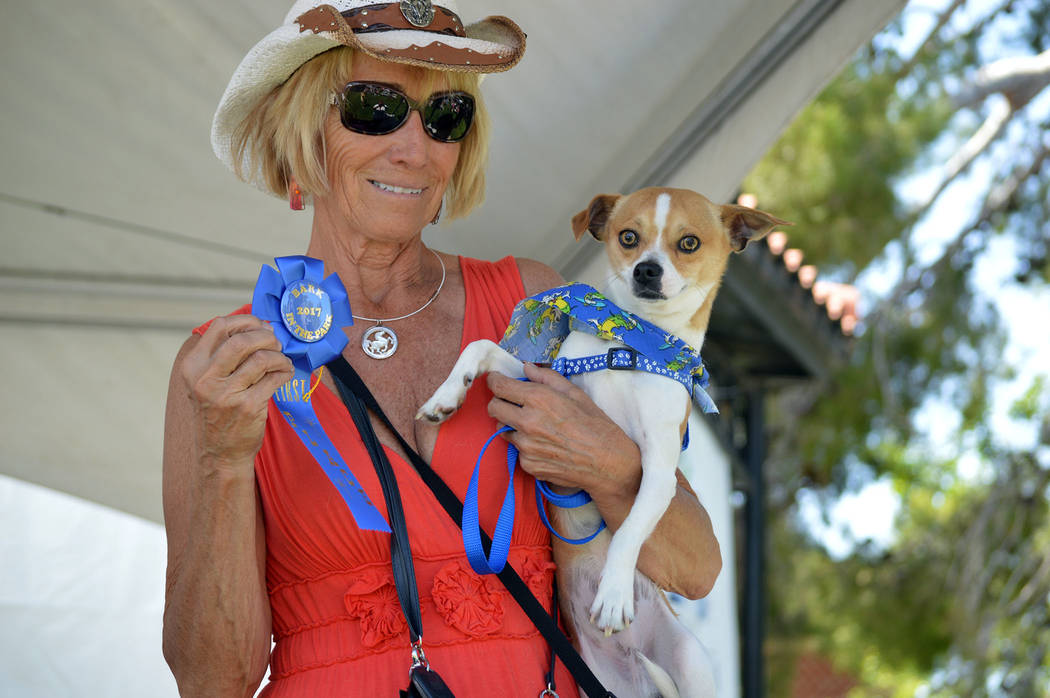 Some of the best features of Bark in the Park, where Yolanta Jonynas' dog Harry won first place for longest ears in 2017, will highlight the first Pooch Parade, to be held from 11 a.m. to 3 p.m. S ...