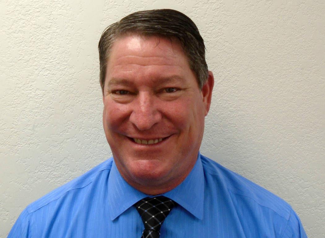 Boulder City Dennis Porter is Boulder City's new utilities director and will oversee planning, maintenance and water operations, wastewater, electrical and landfill.