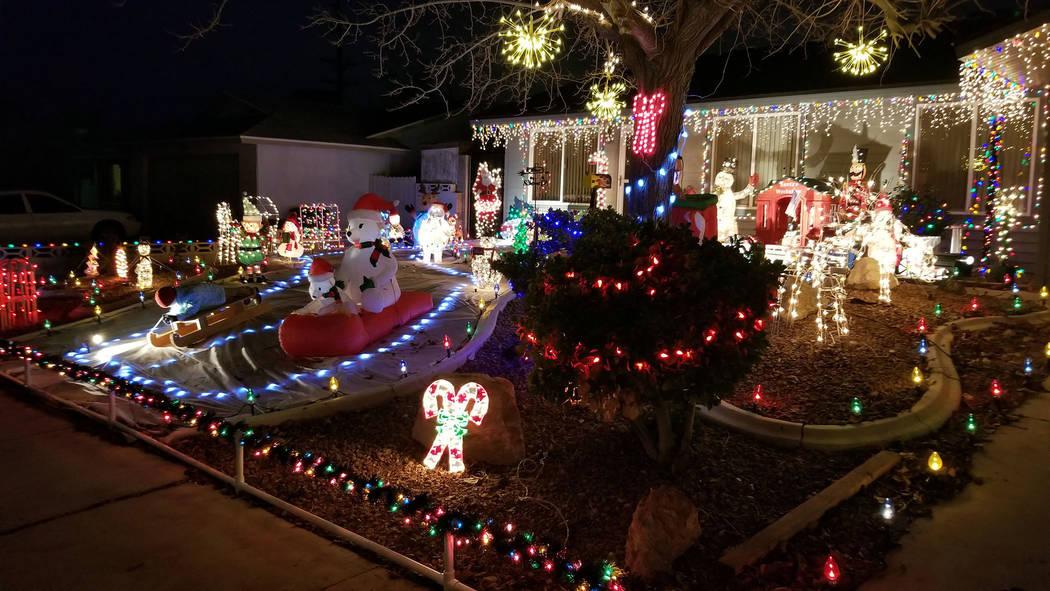 Boulder City Christmas Lights 2020 Boulder's Best: Holiday light displays you don't want to miss