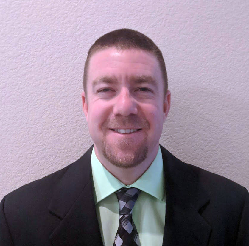 Boulder City Keegan Littrell is the city's new public works director.