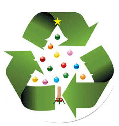 Boulder City Residents can recycle their Christmas trees for free from Wednesday, Dec. 26, to Jan. 14 by dropping them off at the recycling container at Bravo Field near the corner of Eagle Drive ...
