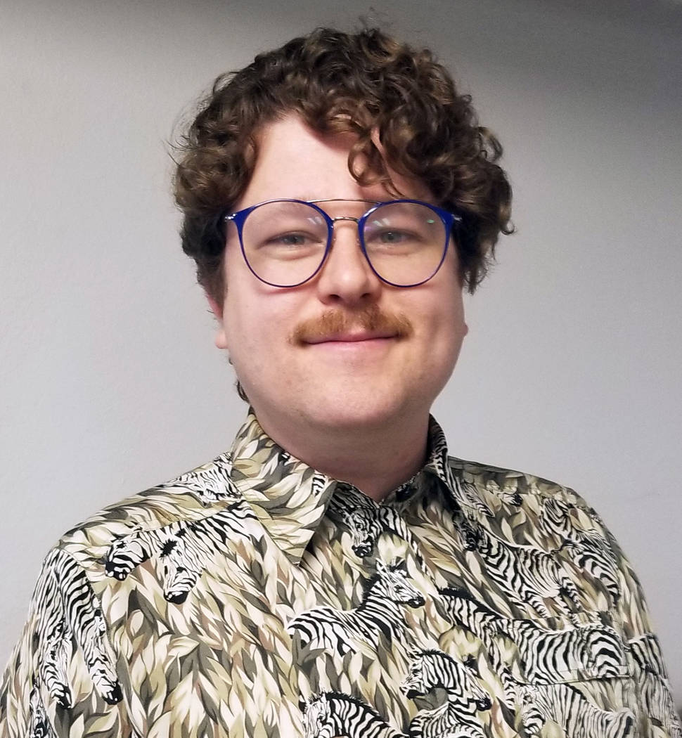 Celia Shortt Goodyear/Boulder City Review Resident James Howard Adams is running for City Council in the 2019 municipal election.