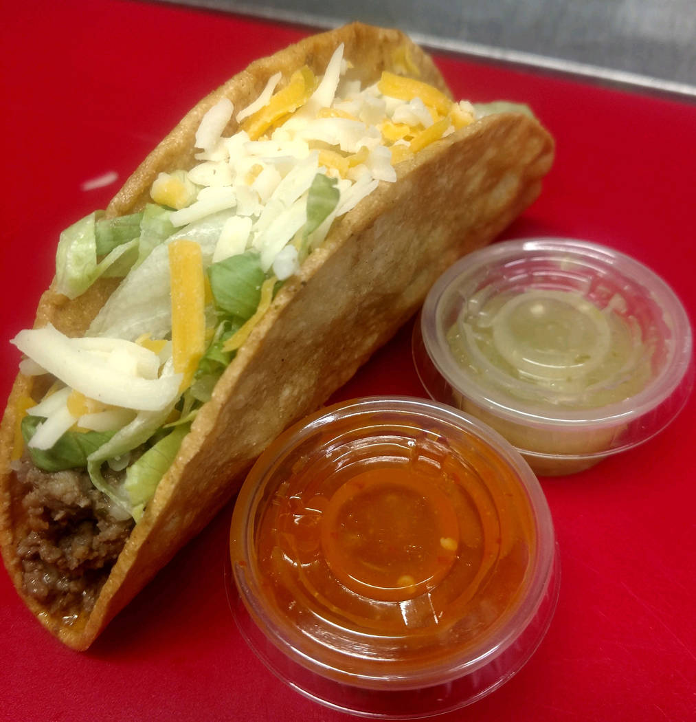 """Rolando Medrano BC Dam Tacos, 709 Canyon Road, offers a variety of fresh tacos on their menu, including """"Gringo Tacos"""" with ground beef, lettuce and cheese. The food trailer also daily specials in ..."""