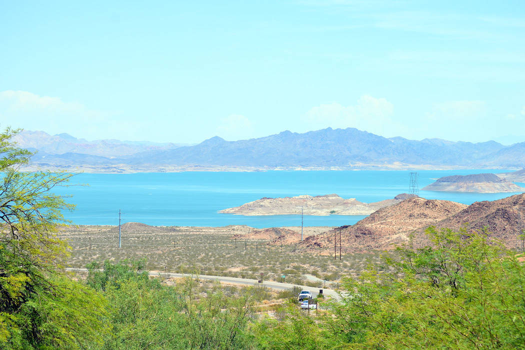 Lake Mead National Recreation Area will use past recreation fees to provide basic custodial services such as cleaning bathrooms and picking up trash.