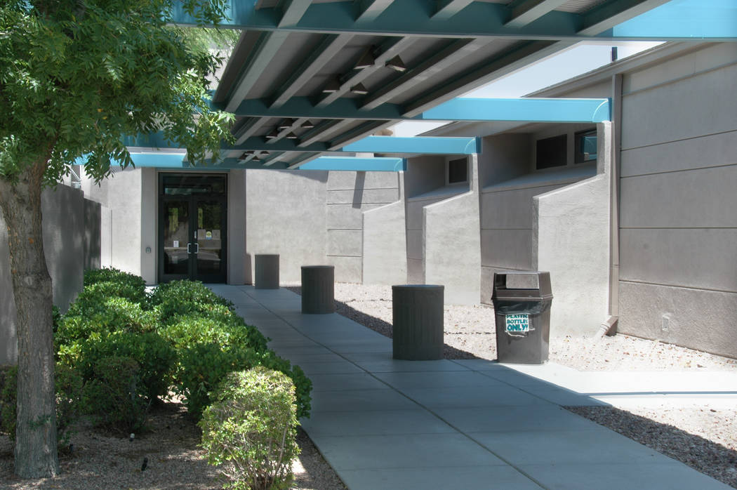Boulder City Library, 701 Adams Blvd., is now holding a book sale at the end of each month.