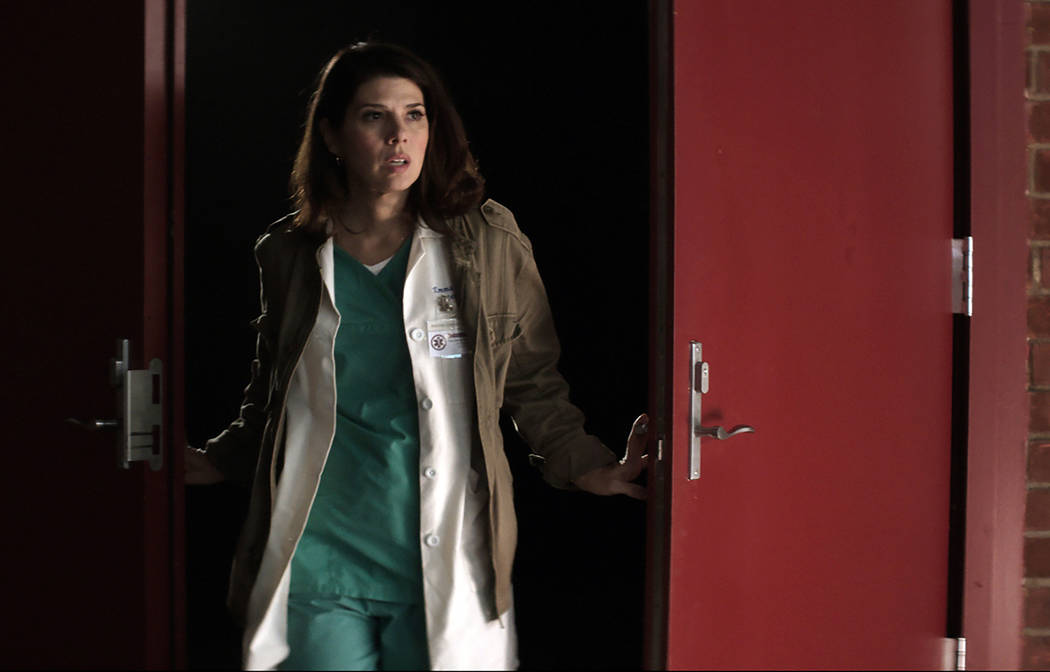 """(Joe Russell) Academy Award winner Marisa Tomei stars in the short film """"Laboratory Conditions,"""" which will be screened at the 15th annual Dam Short Film Festival that starts today, Feb. 7, an ..."""