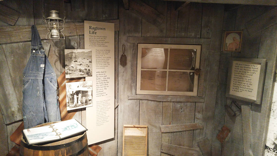 The Boulder City/Hoover Dam Museum is reviving its Third Thursday lecture series.