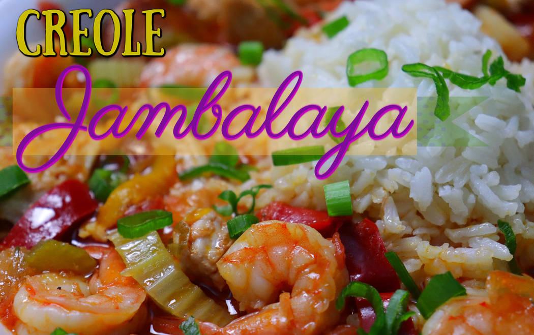 Patti Diamond Celebrate Mardi Gras with jambalaya, a traditional dish.