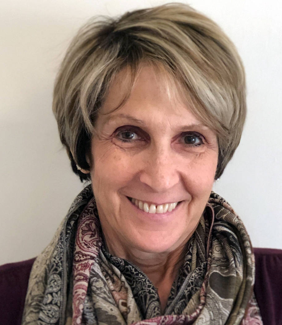 Claudia Bridges is seeking a seat on the Boulder City Council and is a candidate on the April 2, 2019, primary election ballot.