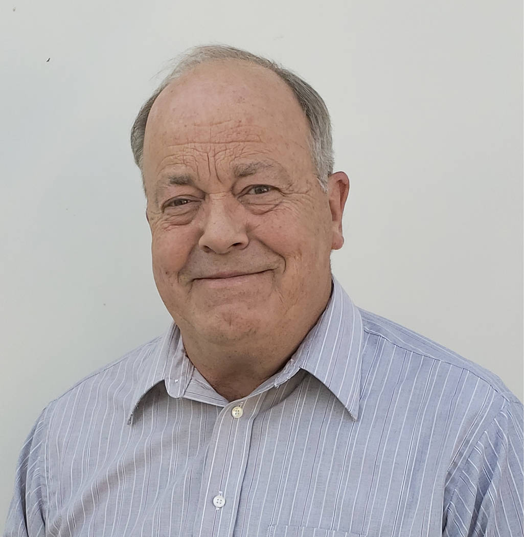 Tom Tyler is a candidate for Boulder City Council.