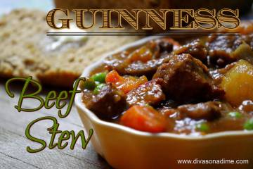 (Patti Diamond) Stout adds a rich flavor to this beef stew, making it an ideal dish to serve for St. Patrick's Day.