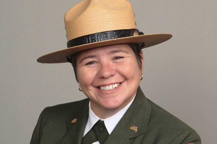 (National Park Service) Margaret L. Goodro has been named the new superintendent for Lake Mead ...