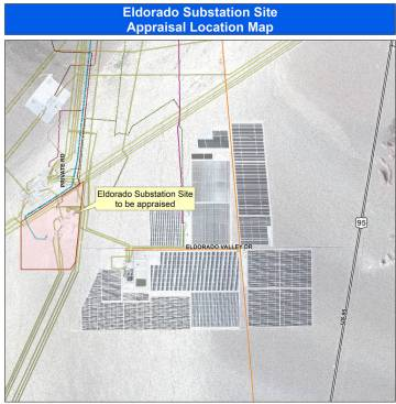 (Boulder City) City Council approved staff seeking an appraisal for more than 300 acres of land ...