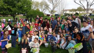 The 65th annual Easter Egg hunt will be held from 9-10 a.m. Saturday, April 20, in Wilbur Squar ...