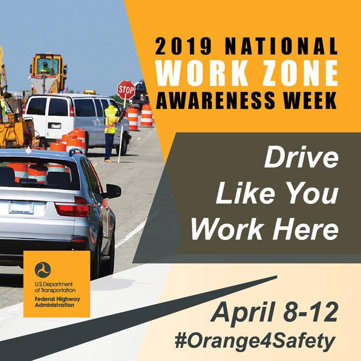 The Nevada Department of Transportation is celebrating National Work Zone Awareness Week this week.