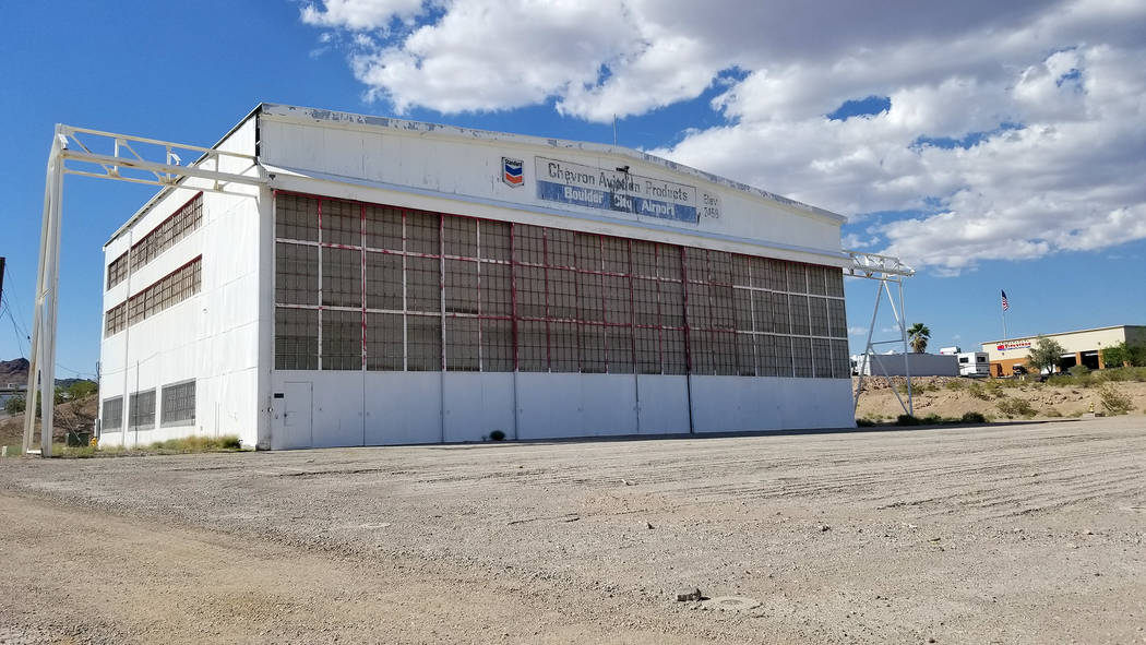 (Celia Shortt Goodyear/Boulder City Review) Boulder City has released a request for information ...