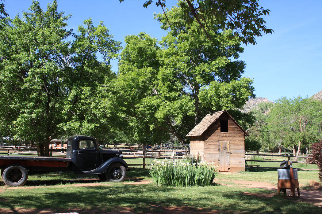(Deborah Wall) Take a walk around the grounds of the historic Gifford Homestead while enjoying ...