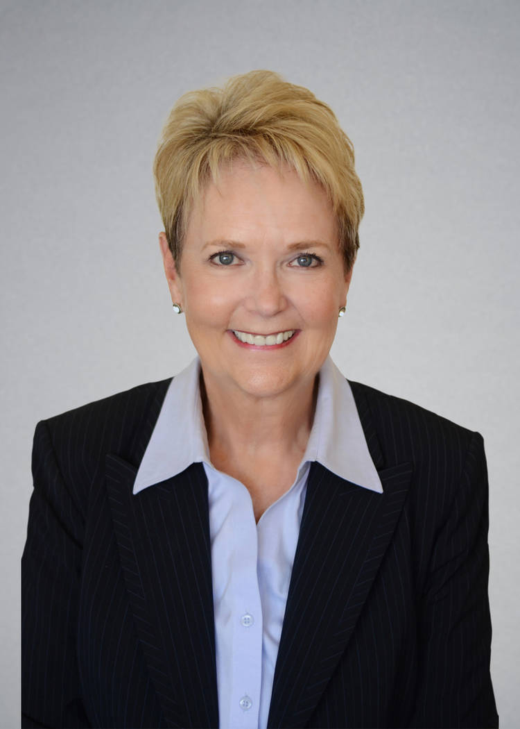 Councilwoman Peggy Leavitt is seeking re-election in the June 11, 2019, election.